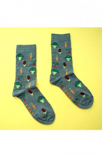 FEAT. sock co Veggies