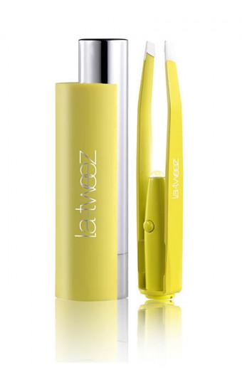 La-Tweez Colourful Illuminating Tweezers - Yellow