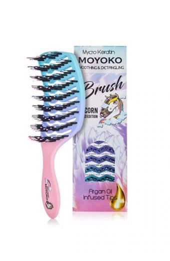 Mycro Keratin Moyoko Brush - Unicorn