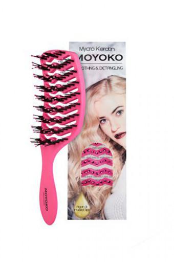 Mycro Keratin Moyoko Brush - Pink