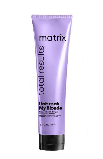 MATRIX Total Results Unbreak My Blonde Leave-in Treatment