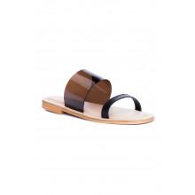 SAINT&SUMMER Linger Sandal - Black
