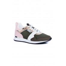 SAINT&SUMMER Legacy Sneaker - Green