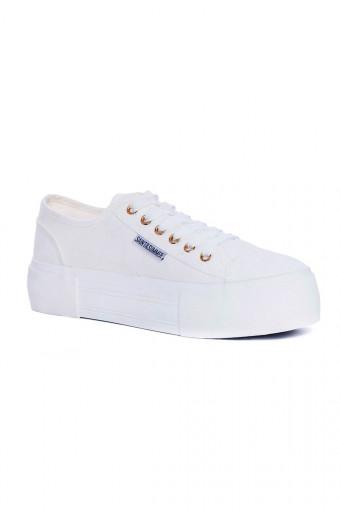 SAINT&SUMMER Sneaky Sneaker - White