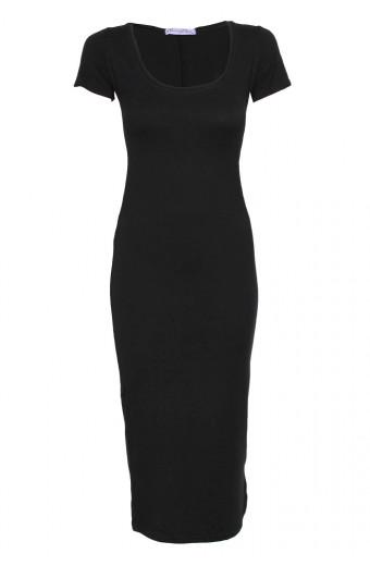 SassyChic Bronwyn Dress - Black