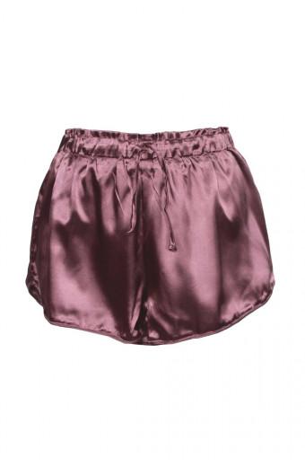 SassyChic Satin Pyjama Shorts