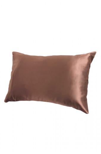 SassyChic Satin Pillow Case - Bronze