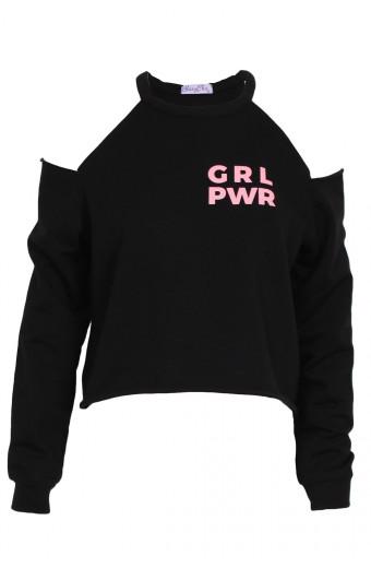 SassyChic GRL PWR Sweatshirt