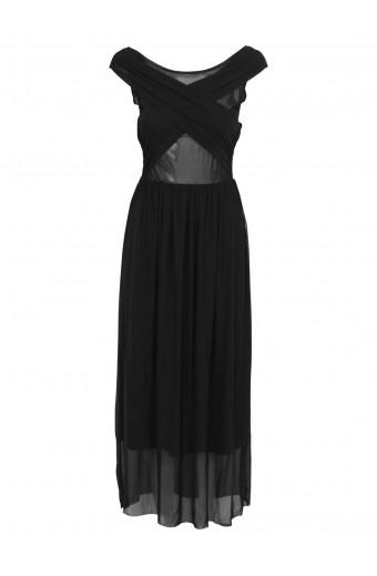 SassyChic Marilyn Dress - Black