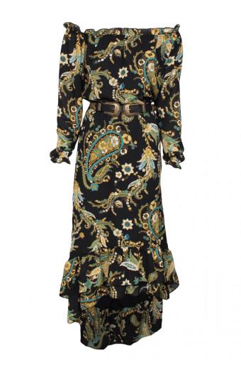 SassyChic Hannah Maxi Dress
