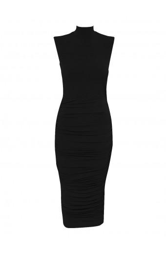 SassyChic Candice Dress - Black