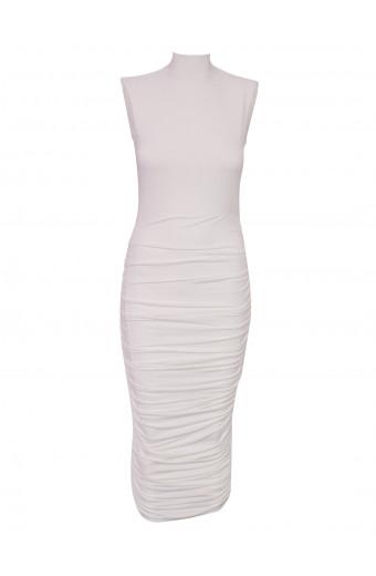 SassyChic Candice Dress - Milk