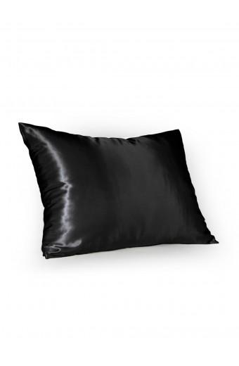 SassyChic Satin Pillow Case - Black