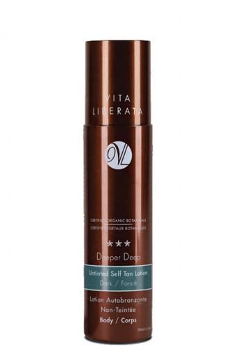 Vita Liberata Deeper Deep Untinted Gradual Tan Lotion