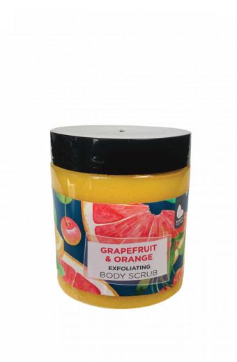 Beauty Factory Indulgent Grapefruit & Orange Body Scrub