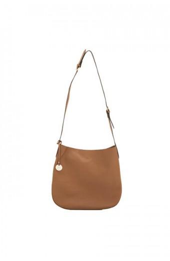 Bloss & Co Daniella Shoulder Bag – Tan