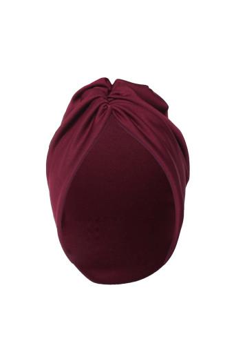 Buhle Turban Cap - Maroon