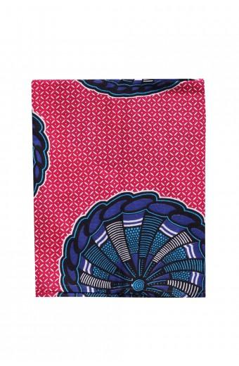 Buhle Headwrap - Pink & Blue
