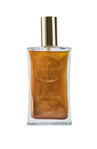 COCOGOLD Botanical Tint & Tone Tan Oil
