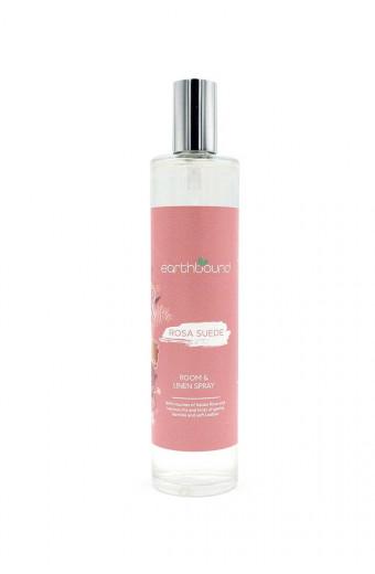 Earthbound Rosa Suede Room & Linen Spray