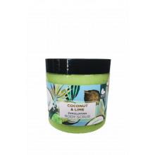 Beauty Factory Indulgent Coconut & Lime Body Scrub