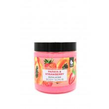 Beauty Factory Indulgent Papaya & Strawberry Body Scrub