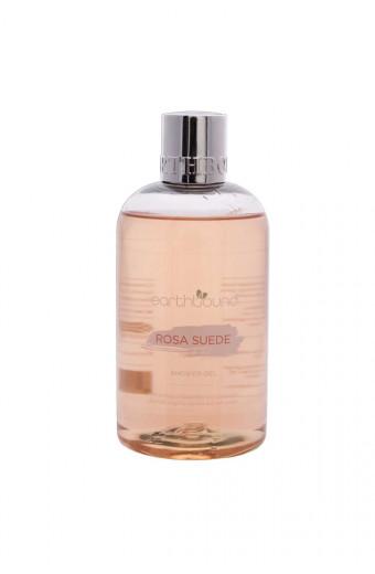Earthbound Rosa Suede Shower Gel