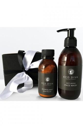Eco Diva Eco-Face Flash Gift Box