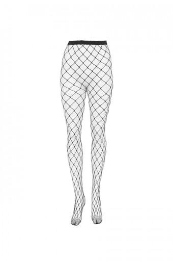 iAM Woman Fishnet Stockings - Large Net