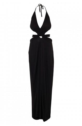 iAM Woman Gap Maxi Dress