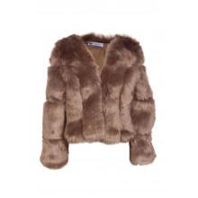 iAM Woman Dafne Faux Fur Coat
