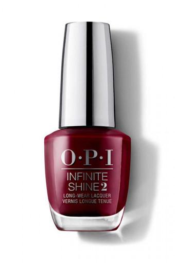 OPI Infinite Shine Nail Polish - Malaga Wine