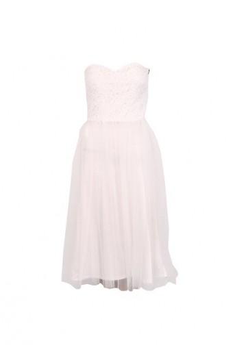 Blackeyed Susan Curtsy Dress