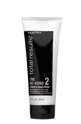 MATRIX Total Results The Re-Bond Pre-Conditioner