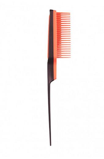 Tangle Teezer Back-Combing Hairbrush - Black Coral