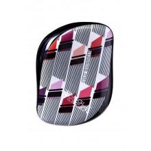 Tangle Teezer Compact Styling Detangler - Lulu Guinness Lipstick