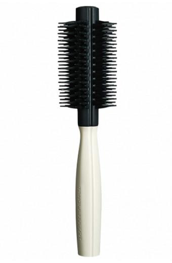 Tangle Teezer Small Round Blow Drying Hairbrush - Black & White