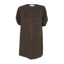 Tasha's Indie Dress - Olive