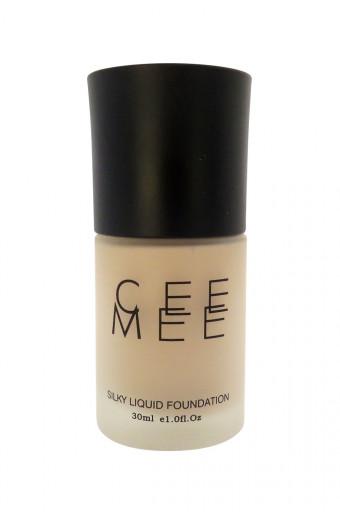 CEEMEE Silky Liquid Foundation - 04 Vanilla