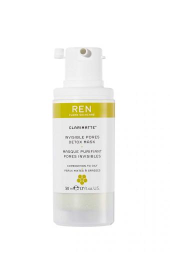 REN Clarimatte Invisible Pores Detox Masque