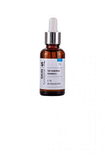 SKIN functional The Powerful Vitamin A (0.1% Retinaldehyde)