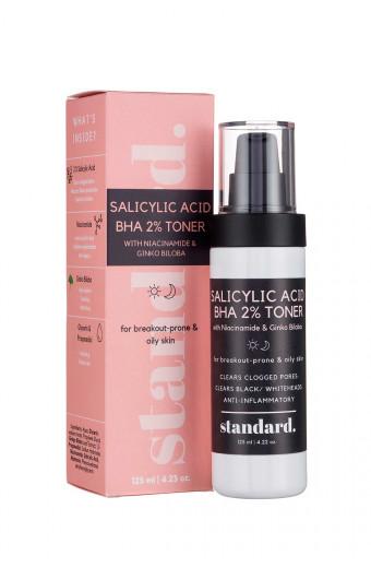 Standard. Beauty 2% Salicylic Acid Toner
