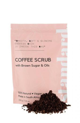 Standard. Beauty Coffee Body Scrub