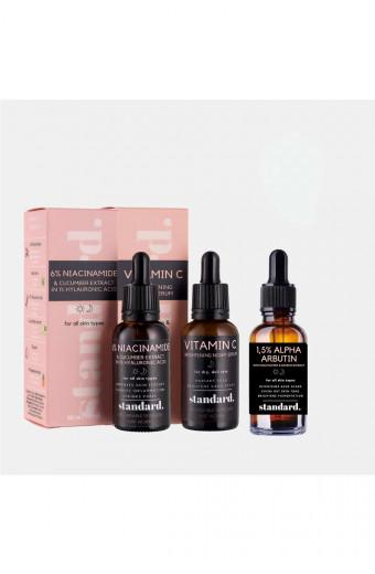 Standard. Beauty Even Skin & Pigmentation Kit