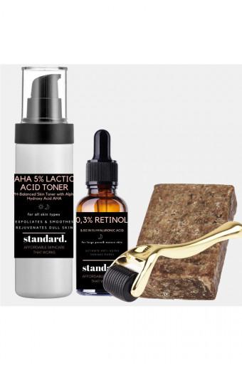 Standard. Beauty Large Pores Starter Kit