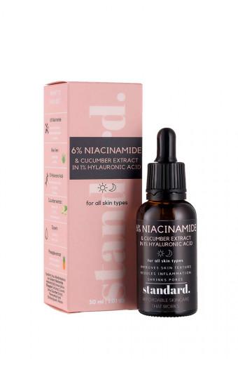 Standard. Beauty Niacinamide Serum