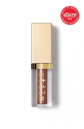 Stila Glitter & Glow Liquid Eyeshadow - Rose Gold Retro